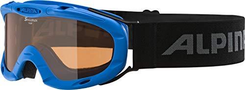 Alpina Kinder Skibrille Ruby S, Rahmenfarbe:...