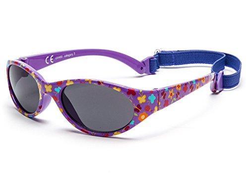 Kiddus Outdoor-Sonnenbrille für Kinder...