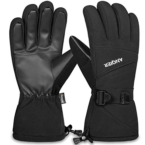 coskefy Winter Handschuhe Herren Damen Warm...