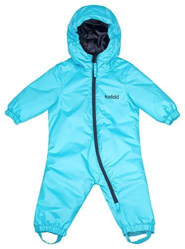 icefeld Schneeoverall/Skianzug für Babys und...