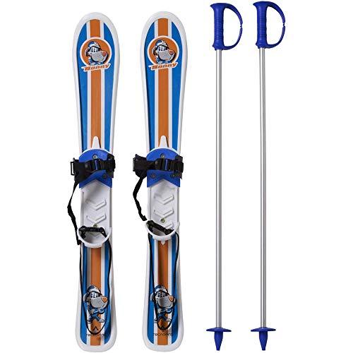 Tecno Pro Kinder Ski Little Warrior Jr. Weiss...