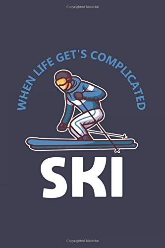 When Life Get's Complicated Ski: Funny Skiing...