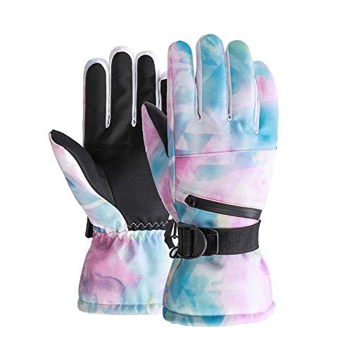 BIFY Skihandschuhe wasserdichte Handschuhe...