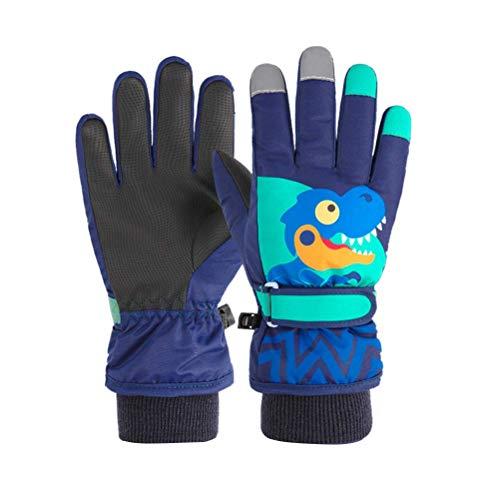 Winterhandschuhe für Kinder, wasserfest,...