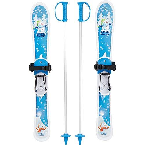 Tecno Pro Kleinkinder Ski Rutscherset Little...