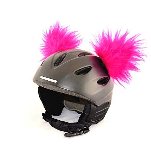 Helm-Ohren für Skihelm, Snowboardhelm,...
