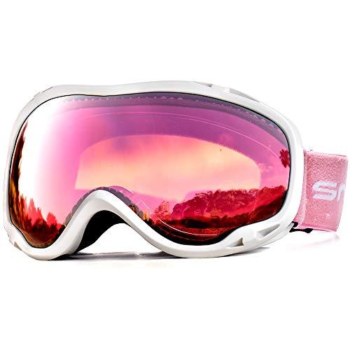 Snowledge Skibrille Damen und Herren...