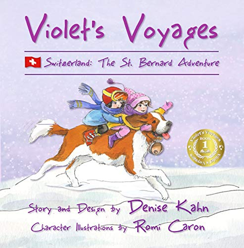 Violet's Voyages: Switzerland: The St....
