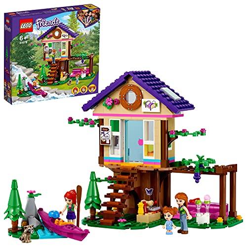 LEGO 41679 Friends Baumhaus im Wald,...