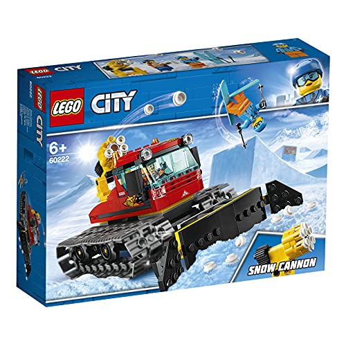 LEGO 60222 City Pistenraupe, Bauspielzeug mit...