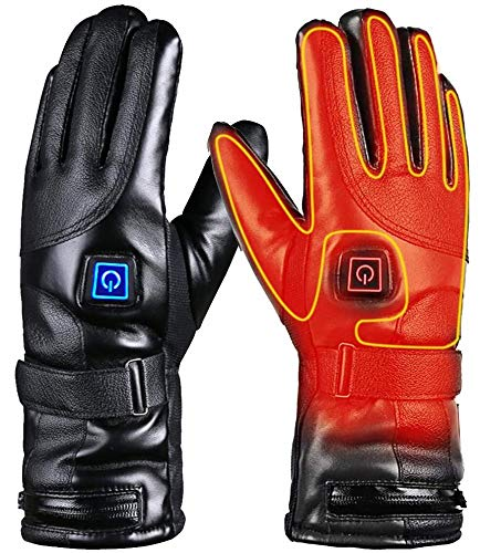Qdreclod Beheizte Handschuhe für Herren...
