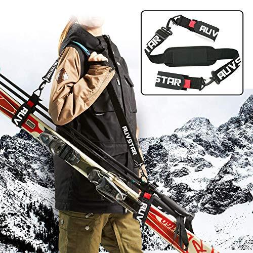 ZONSUSE Ski Shoulderstrap, Tragegurt für...